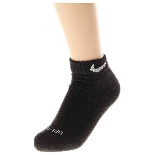 Nike Dri-FIT Cushion Low-Cut Training Socks, 3-pair – DiZiSports Store