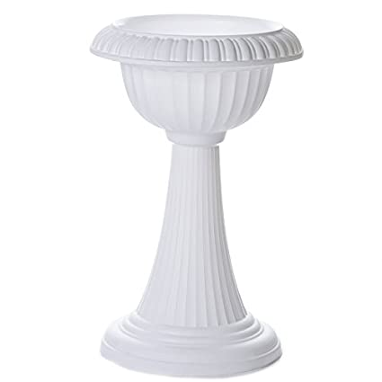 Amazon Balsacircle 4 Pcs 23 Tall White Vases For Wedding