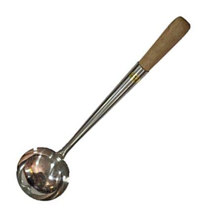 wok ladle - 1