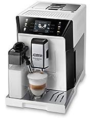 De'Longhi PrimaDonna Class Volautomatische espressomachine met melksysteem, cappuccino en espresso met één druk op de knop, 3,5 inch TFT-kleurendisplay en app-bediening