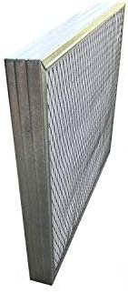 Electrostatic For Furnace or AC Permanent 22 x 32 x 2 Lifetime Air Filter Never Buy Another Filter Washable