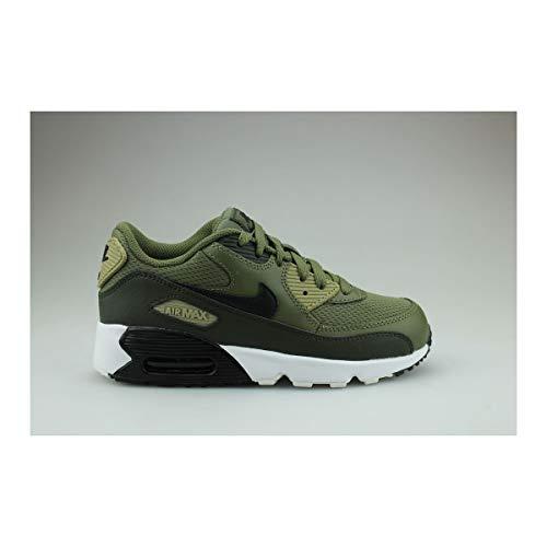 neutral 90 Olive Multicolore Olive medium Basses Sneakers sequoia Air 001 ps Max Nike black Garçon Mesh qgAOgR
