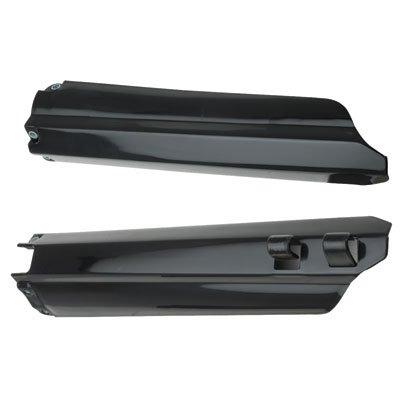 Acerbis Lower Fork Cover Set Black for Yamaha WR250F 2001-2004