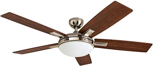 Prominence Home 51023 Emporia Contemporary Ceiling Fan