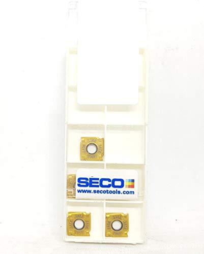 5 Seco 110216TR4-M07 Hartmetall-Einsätze F40M Frässpitzen #SB2 SNHQ