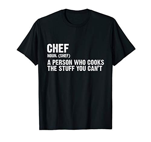 Chef A Person Who Cooks The Stuff You Can't (Best Way To Cook Scrapple)
