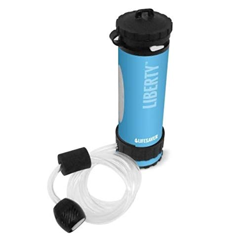 ICON LIFESAVER SYSTEMS Liberty Water Purification System, Blue, 2000L by ICON LIFESAVER SYSTEMS