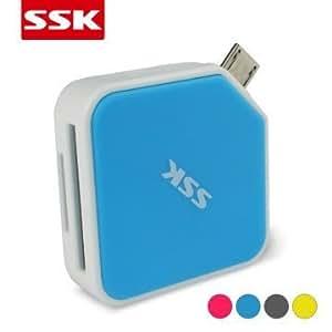 lector de tarjetas multi ARBUYSHOP SSK OTG para el teléfono OTG