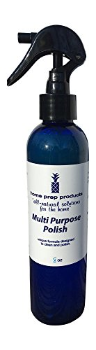 Home Prep Multi-Purpose Polish, All Natural, Rich Formula