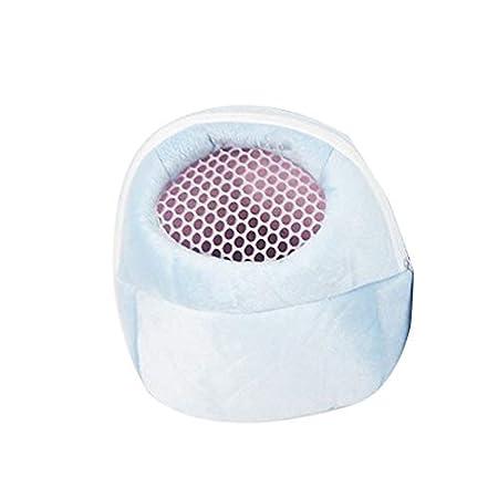 Wildlead Mini Soft Small Hámster para Mascotas Hedgehog Bunny Bag Portátil Bolsas de Hombro