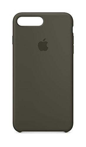 Apple iPhone 8 Plus / 7 Plus Silicone Case - Dark Olive