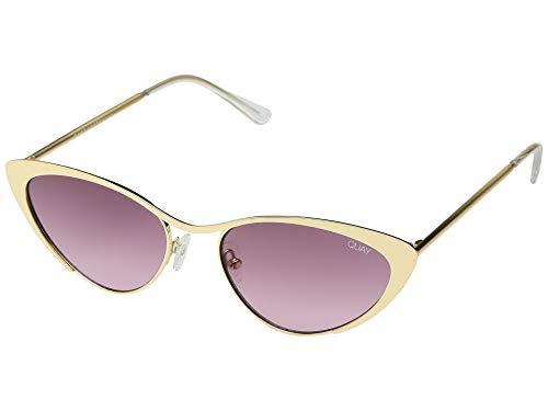 - QUAY AUSTRALIA Women's Boss #QUAYXALISSA Gold/Purple One Size
