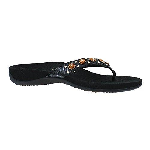 Women's Vionic 'Floriana' Flip Flop, Size 8 M - Black