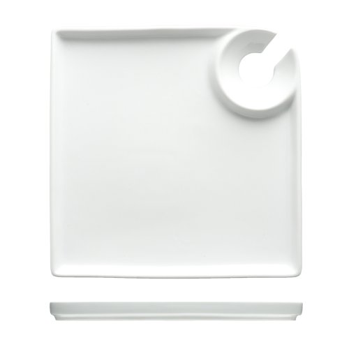 glass restaurant plates - 7