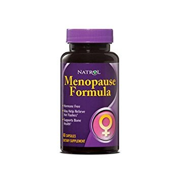Natrol Complete Balance, AM & PM for Menopause, Two Comprehensive Formulas, -