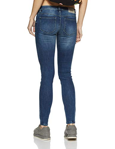 Noos Gua12919 medium Blu Jeans Donna Onlcoral Only Dnm Sl Blue Denim XwWxqgWIZR