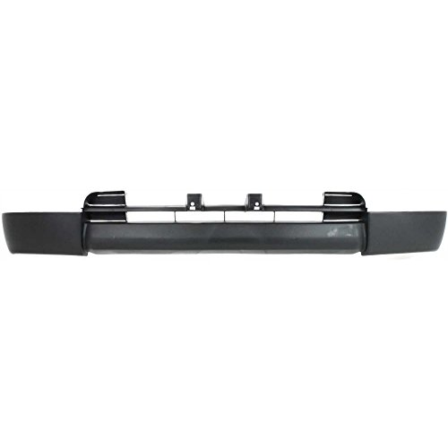 (Lower Panel Valance Compatible with Toyota 4Runner 96-98 Front Primed V6 SR5)