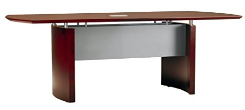 Mayline Napoli Series Conference (Elegant Cherry Wood Finish Series)