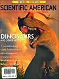 Scientific American : Dinosaurs and Other Monsters, Scientific American Editors, 0716720086
