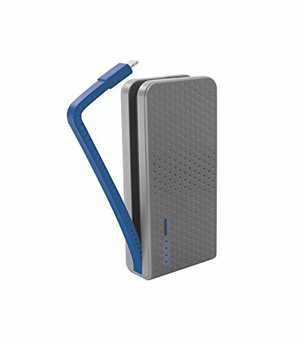 iHome External Battery Portable Pack for Universal/Smartphones - Blue