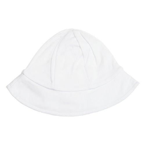(Kissy Kissy - Basic Sun Hat - White-MD)