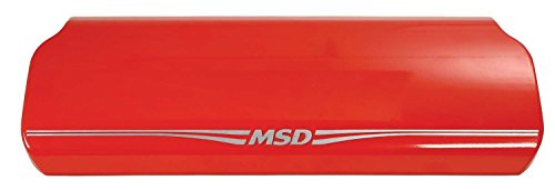 MSD 2970 Atomic Red Coil Cover for LS2/LS3/LS7 Engine
