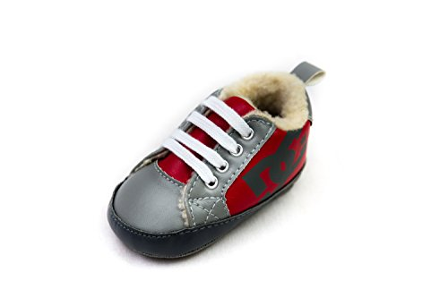 Dc Shoes Kids Crib (DC Shoe Babies Crib Shoes (6-9 months RED))