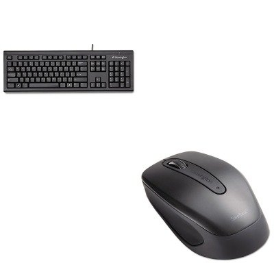 Click to buy KITKMW64370KMW72437 - Value Kit - Kensington SureTrack Bluetooth Mouse (KMW72437) and Kensington Keyboard for Life Slim Spill-Safe Keyboard (KMW64370) - From only $83.79