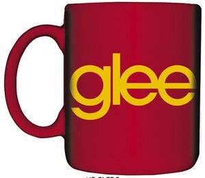 Amazon.com: Glee - yellow logo on red background - 12 Oz