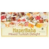 SweetGourmet Hazer Baba Mixed Turkish Delight, 16oz have a problem Contact 24 hour service Thank You