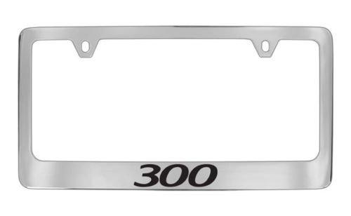 Chrysler 300 Chrome License Plate Frame (Plate Chrysler License Frame)