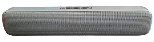 SUPER TOY 20W Bluetooth Soundbar with Built in Subwoofer Wireless, Mic, Aux-in, USB and FM Radio