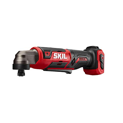 "SKIL Pwrcore 12 Brushless 12V 1/4"" Hex, Right Angle Impact Driver, Bare Tool - RI574501"