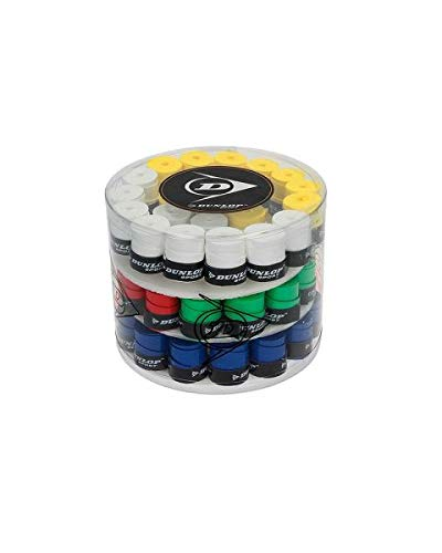 DUNLOP Cubo OVERGRIP Tour Dry Colores: Amazon.es: Deportes y ...