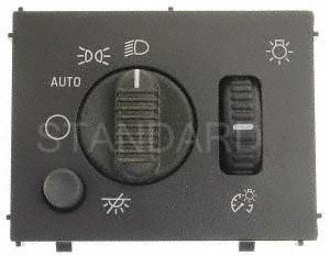04 gmc sierra headlight switch - 1