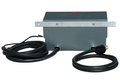 .500 kVA Outdoor Rated Transformer - Input 120/240 volts on 50/60hz -12 or 24V Output - Weatherproof(-12 VDC-220-240 VAC) by Larson Electronics