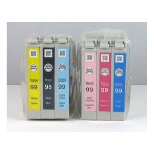 Epson 730 ink Color Multipack Ink Inkjet Genuine Cartridges