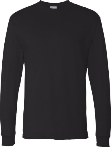 Hanes ComfortSoft Cotton Long Sleeve T Shirt product image