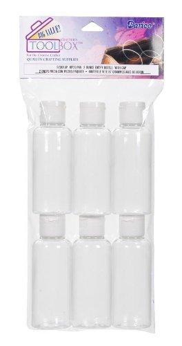 Clear Plastic Squeeze Bottles Flip
