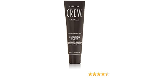 American Crew Precision Blend Medium Natural 4-5 - 120 ml: Amazon.es: Belleza
