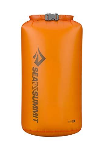 Sea to Summit Ultra-SIL Nano Dry Sack, Orange, 8 Liter