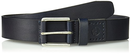 - Timberland Men's Casual Leather Belt, Navy, 36