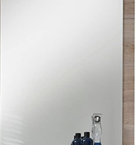 Maisonnerie 1316-401-90 Campus Mirioir Meuble Salle de Bain Ch/êne de San Remo Marron Clair 60 x 75 x 15 cm