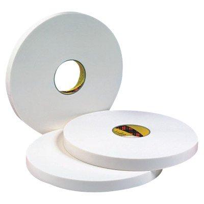 3M(TM) Double Coated Urethane Foam Tape 4016 Off-White, 1 in x 36 yd 1/16 in, 9 per case Bulk (4016 Foam)