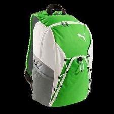 puma rucksack grün weiß