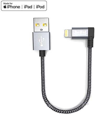TecMad Certified Braided Charger iPhone8 product image