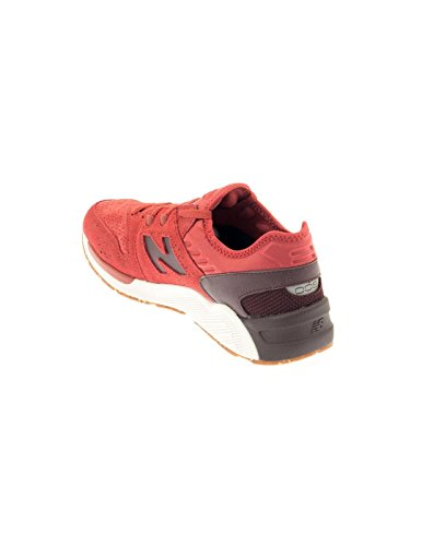 Rouge BALANCE ML009PN RED SHOES LIFESTYLE TEJA NEW qAOUHwx