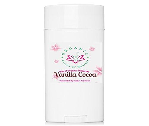 Organic Deodorant Vanilla Cocoa Healthy Deodorant Aluminum product image