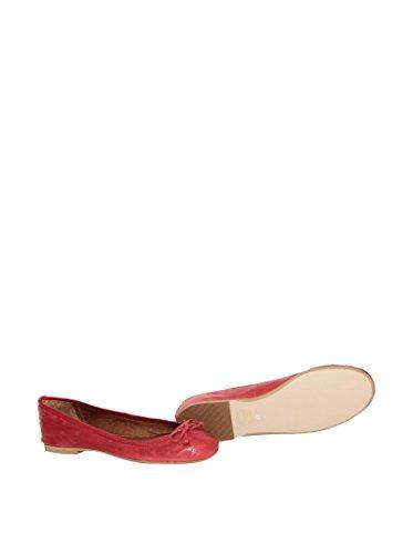 Eye 1091504_Baila_Red Ballerina Pelle Donna