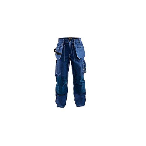 Travail Blakläder ceinture multifonction pantalon 1532, couleur:bleu marine;pointure:42L